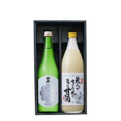 甘酒・純米酒詰合せ