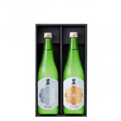 純米酒・純米吟醸酒720mlセット