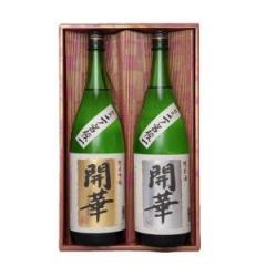 純米吟醸酒・純米酒1.8Lセット