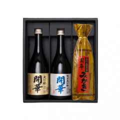 みがき・大吟醸・純米大吟醸(TGJ-81)