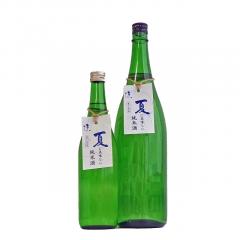 夏に美味しい純米酒