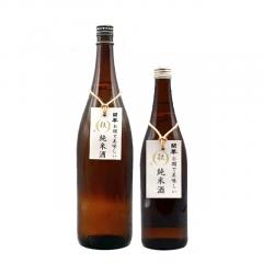 お燗で美味しい純米酒